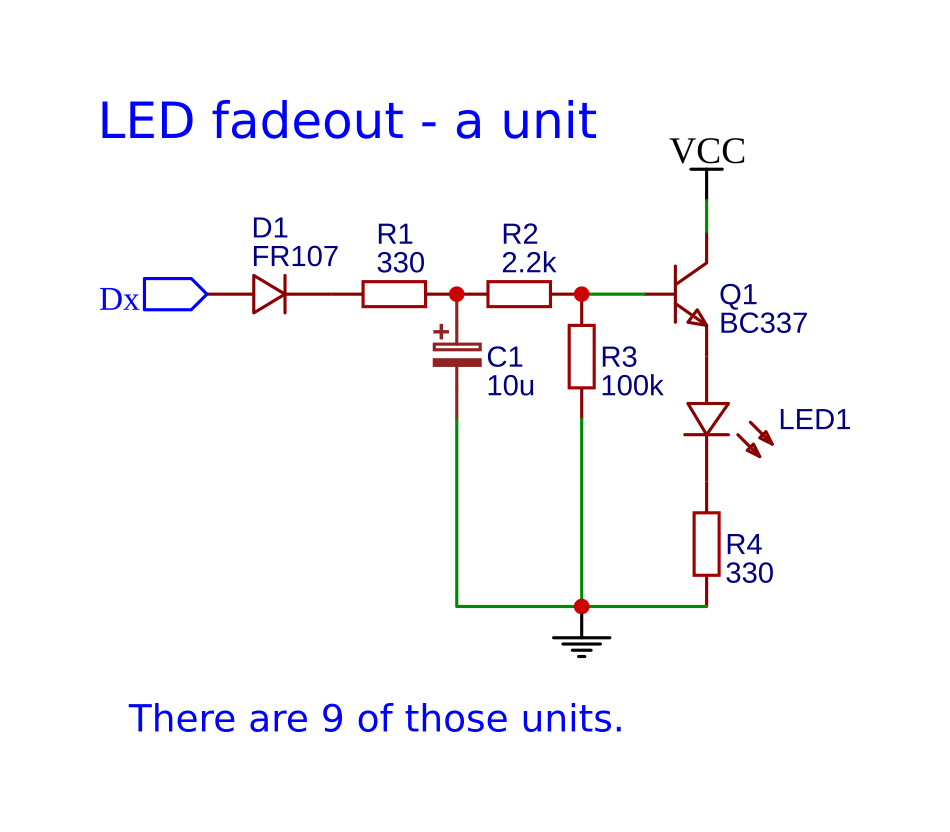 What Is The Easiest Way To Fade In And Out Pulse Leds